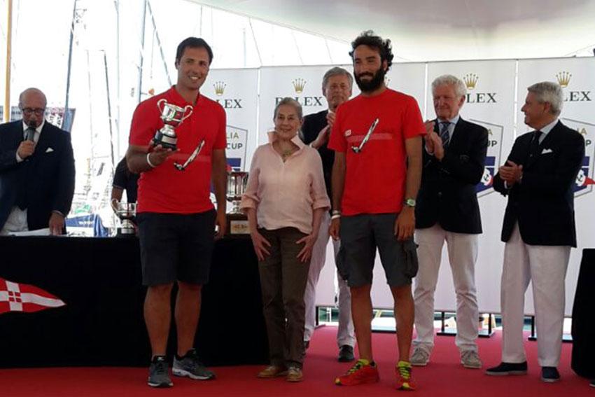 Premio Antonio Lanza Giraglia Rolex Cup