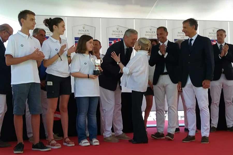 Giraglia Rolex Cup Premio Antonio Lanza