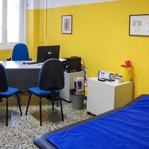 Ambulatorio di Medicina Integrata Ospedale Gallino di Genova