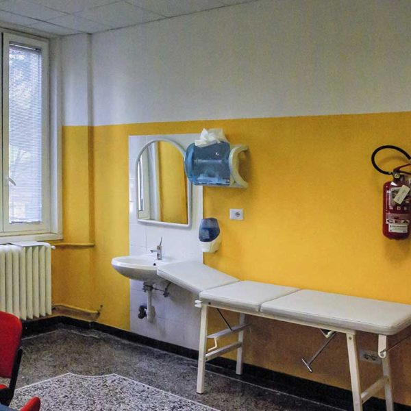 Ambulatorio di Medicina Integrata Ospedale Gallino di Genova